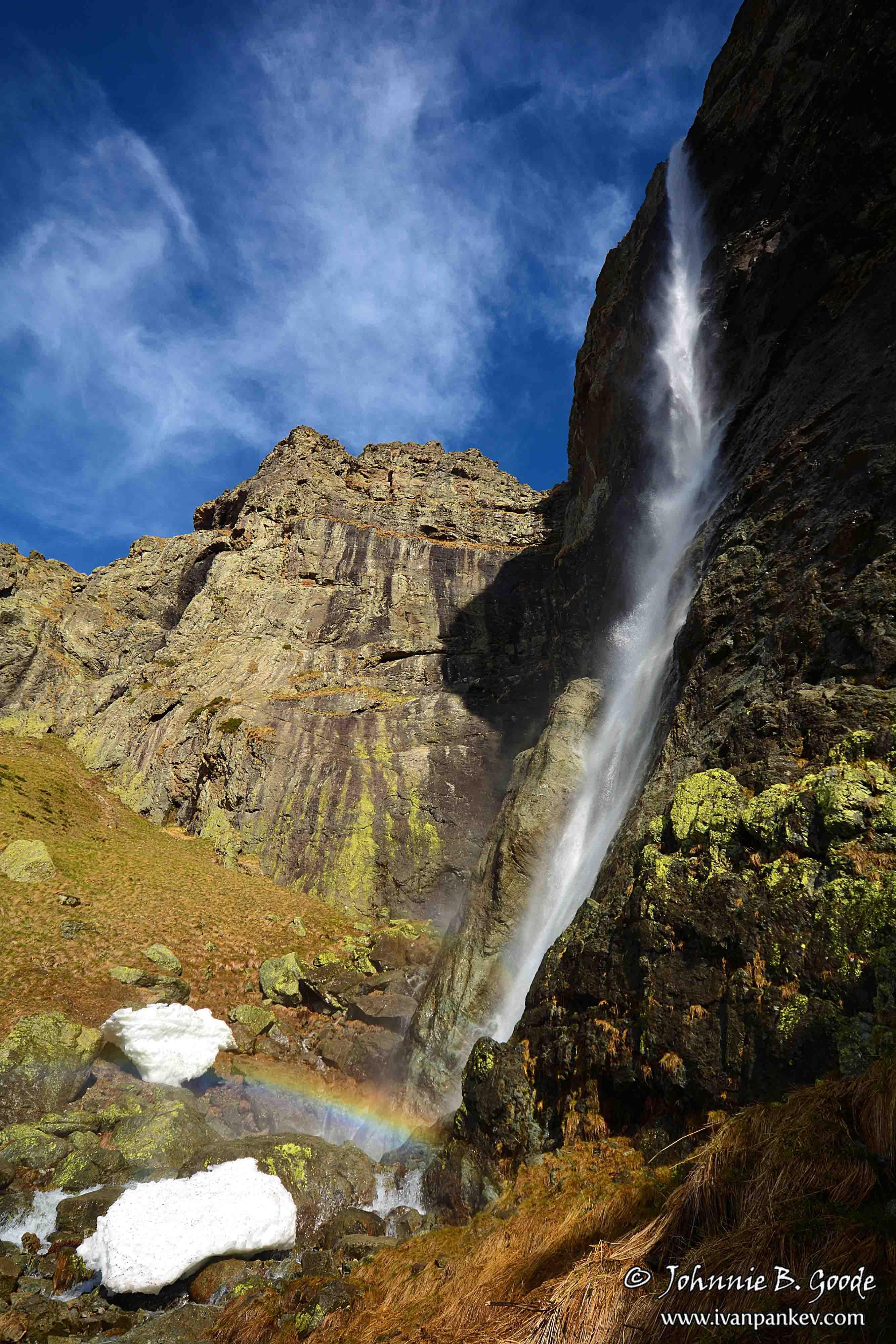 Водопадите в България