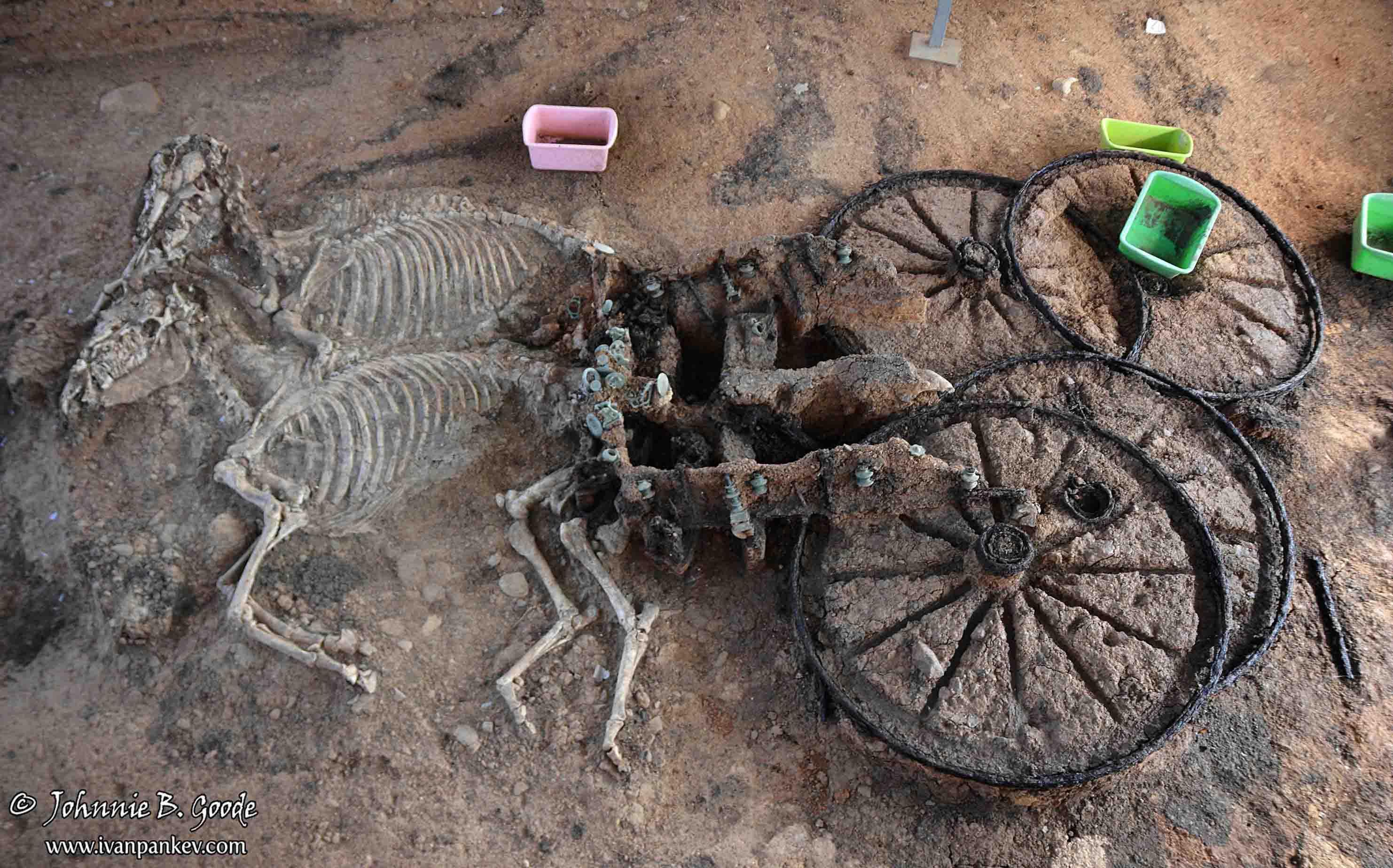 Каранова могила / Karanovo Burial Mound