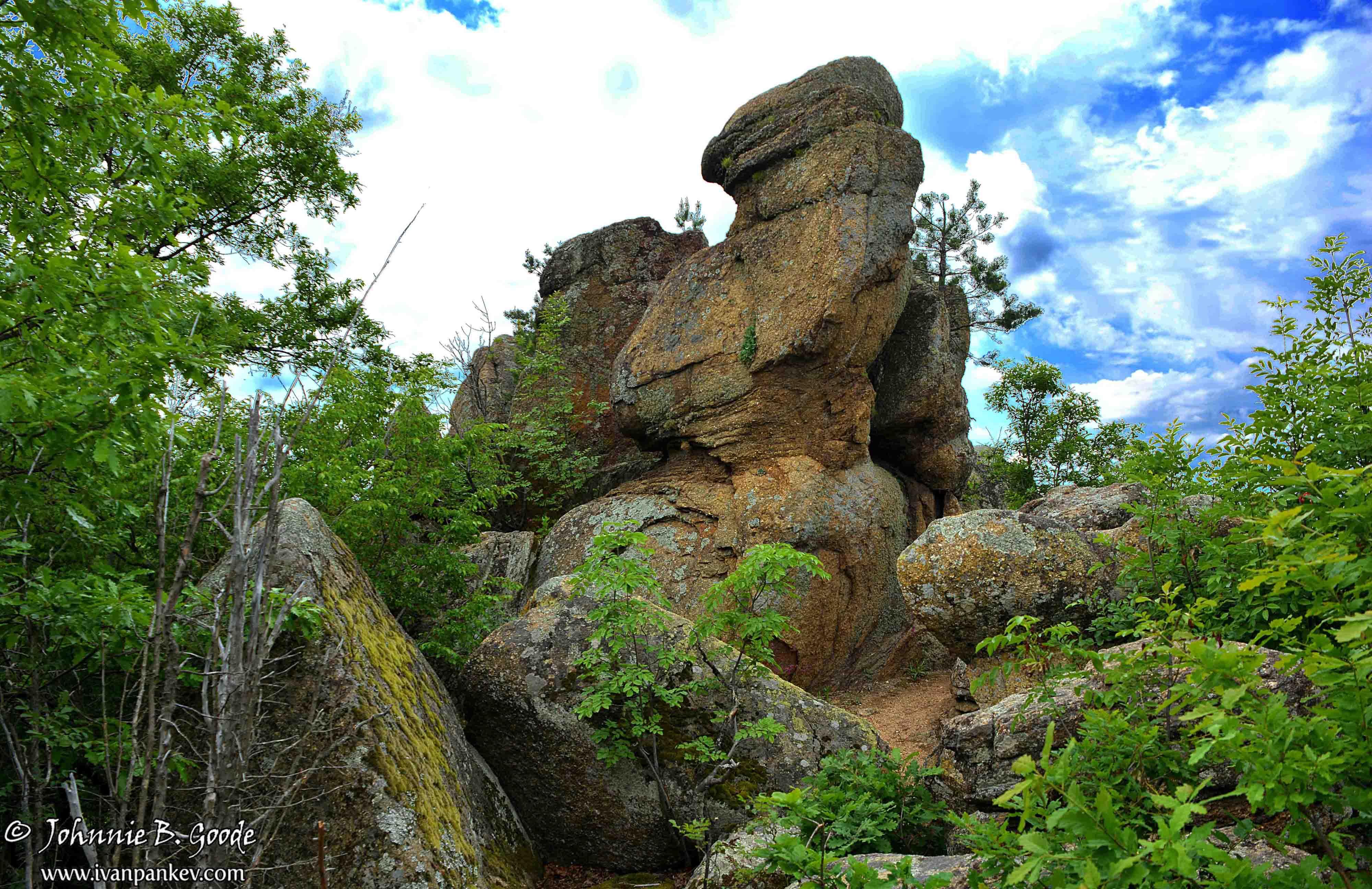 Бащин камък / Father's Stone