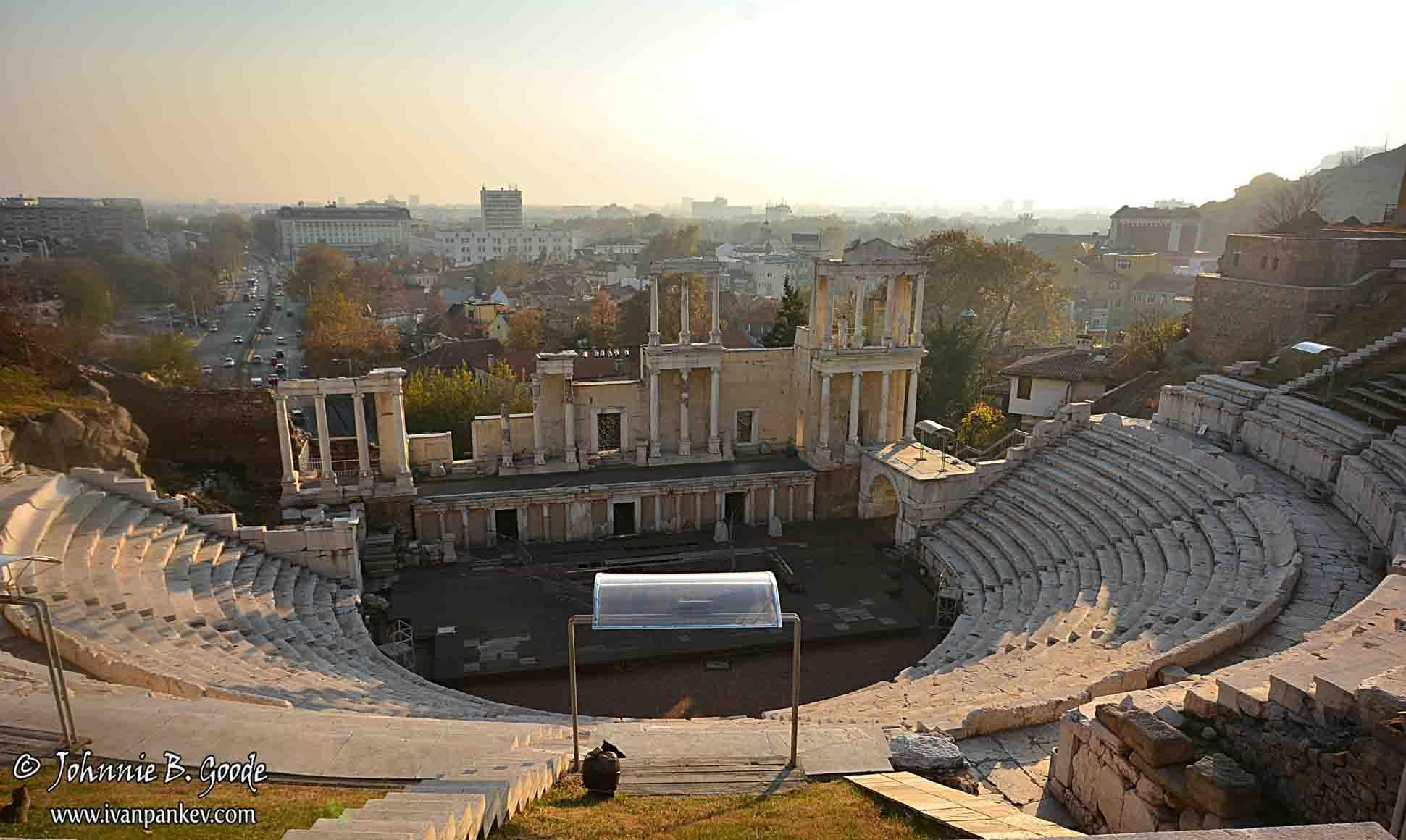 Филипопол Пловдив Евмолпия