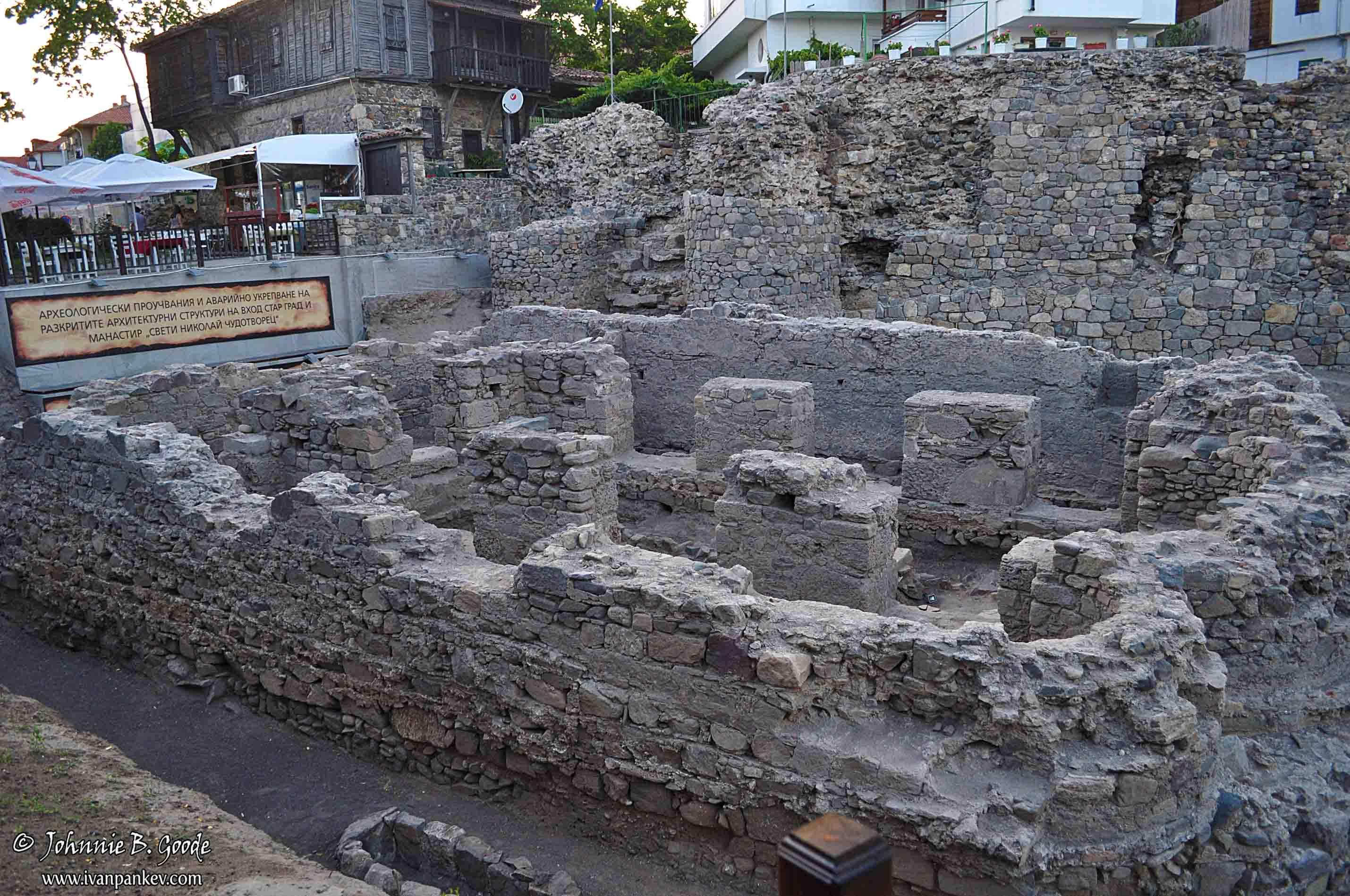 Аполония Понтика Созополис Созопол