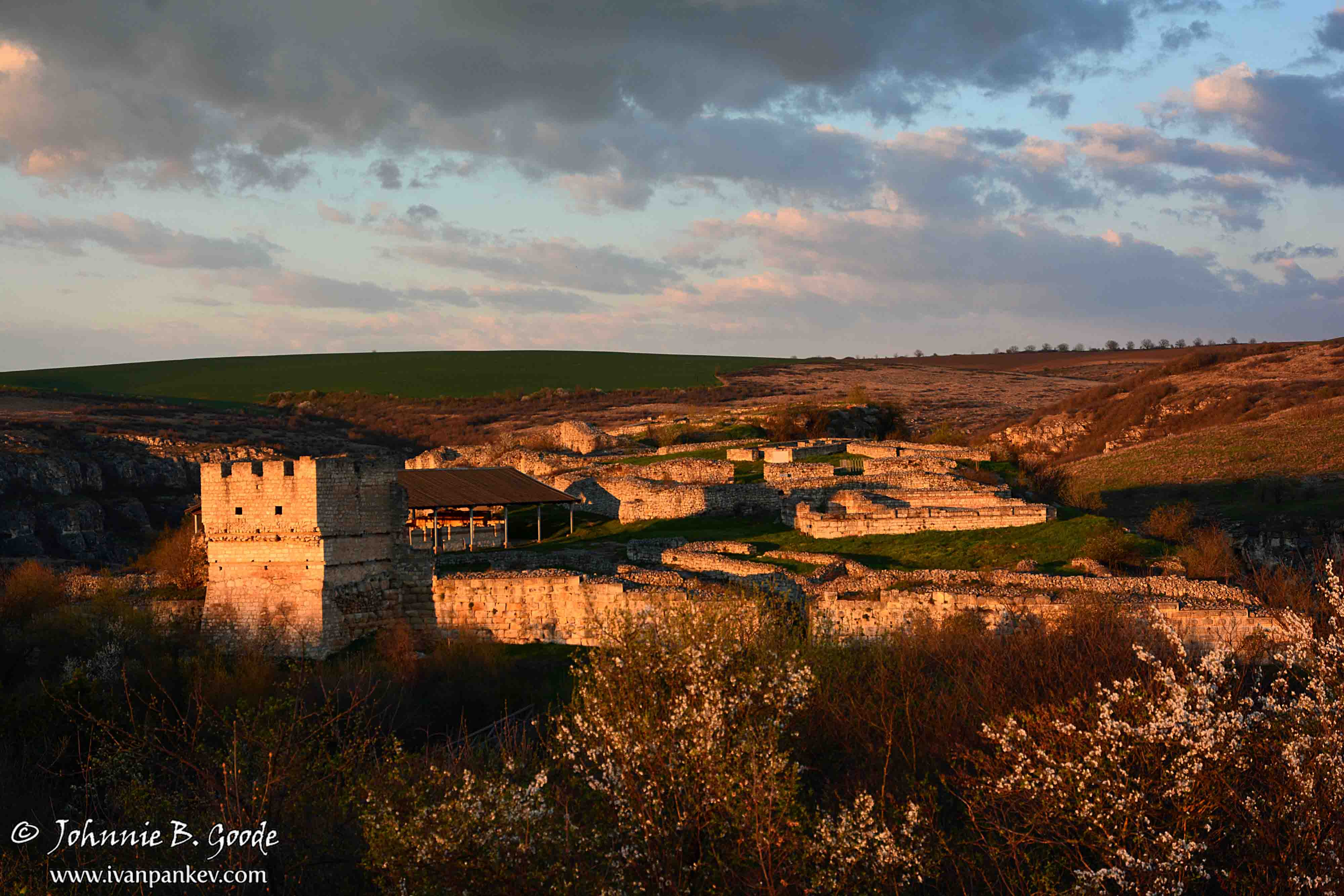 Червен крепост